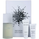 Issey Miyake L'Eau D'Issey Pour Homme Gift Set XIII.  Eau De Toilette 125 ml + Shower Gel 75 ml + Aftershave Balm 50 ml
