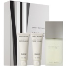 Issey Miyake L'Eau D'Issey Pour Homme подаръчен комплект XV. тоалетна вода 125 ml + душ гел 2 x 75 ml