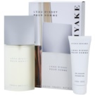 Issey Miyake L'Eau D'Issey Pour Homme подаръчен комплект VIII. тоалетна вода 125 ml + душ гел 75 ml