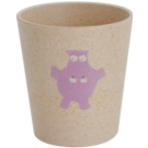 Jack N' Jill Hippo ceasca din bambus si orez (Storage, Rise Cup, Made from Bamboo & Rice Husks)