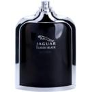 Jaguar Classic Black туалетна вода тестер для чоловіків 100 мл