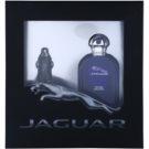 Jaguar Evolution Geschenkset I. Eau de Toilette 100 ml + Auto-Ladegerät
