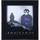 Jaguar Evolution coffret I. Eau de Toilette 100 ml + carregador para isqueiro de carro