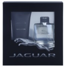 Jaguar Innovation darilni set toaletna voda 100 ml + gel za prhanje 200 ml