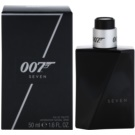 James Bond 007 Seven Eau de Toilette für Herren 50 ml