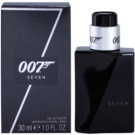 James Bond 007 Seven toaletná voda pre mužov 30 ml
