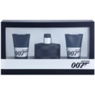 James Bond 007 James Bond 007 darilni set II. toaletna voda 50 ml + gel za prhanje 2 x 50 ml