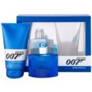 James Bond 007 Ocean Royale dárková sada I. toaletní voda 50 ml + sprchový gel 150 ml