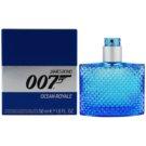 James Bond 007 Ocean Royale after shave pentru barbati 50 ml