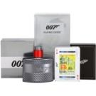 James Bond 007 Quantum ajándékszett IV.  Eau de Toilette 50 ml + kártya játék