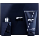 James Bond 007 Seven Intense set cadou Eau de Parfum 50 ml + Gel de dus 150 ml