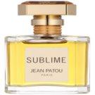 Jean Patou Sublime Eau de Toilette für Damen 50 ml