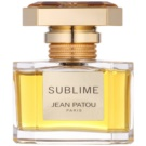 Jean Patou Sublime Eau de Toilette für Damen 30 ml