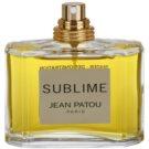 Jean Patou Sublime parfémovaná voda tester pro ženy 75 ml