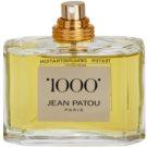Jean Patou 1000 parfémovaná voda tester pro ženy 75 ml