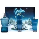 Jean Paul Gaultier Le Male coffret XIII. Eau de Toilette 125 ml + gel de duche 75 ml + bálsamo after shave 50 ml
