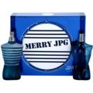 Jean Paul Gaultier Le Male Merry JPG Geschenkset I. Eau de Toilette 125 ml + After Shave Water 125 ml