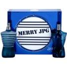 Jean Paul Gaultier Le Male Merry JPG dárková sada I. toaletní voda 125 ml + voda po holení 125 ml