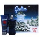 Jean Paul Gaultier Ultra Male Intense darilni set I. toaletna voda 75 ml + gel za prhanje 75 ml