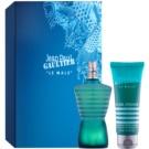 Jean Paul Gaultier Le Male Xmas coffret I. Eau de Toilette 75 ml + gel de duche 75 ml