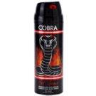 Jeanne Arthes Cobra Hot Game Deo-Spray für Herren 200 ml