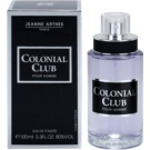 Jeanne Arthes Colonial Club Eau de Toilette for Men 100 ml