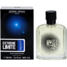 Jeanne Arthes Extreme Limite Sport Eau de Toilette for Men 100 ml