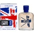 Jeanne Arthes Extreme Limite Rock eau de toilette para hombre 100 ml