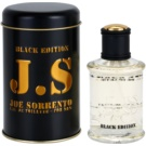 Jeanne Arthes Joe Sorrento Black Edition eau de toilette férfiaknak 100 ml