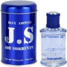 Jeanne Arthes J.S. Joe Sorrento Blue Edition Eau de Toilette für Herren 100 ml