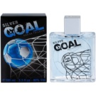 Jeanne Arthes Silver Goal Eau de Toilette für Herren 100 ml