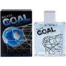 Jeanne Arthes Silver Goal toaletní voda pro muže 100 ml