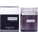 Jeanne Arthes Supercharged Eau de Toilette für Herren 100 ml
