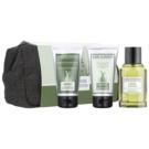 Jeanne en Provence Lavander & Vétiver Gift Set Eau De Toilette 100 ml + Aftershave Balm 75 ml + Shower Gel 75 ml + Cosmetic Bag