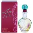 Jennifer Lopez Live eau de parfum nőknek 100 ml