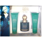 Jessica Simpson Fancy Nights lote de regalo I.  eau de parfum 100 ml + gel de ducha 90 ml + leche corporal 90 ml