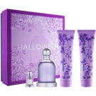 Jesus Del Pozo Halloween Gift Set Eau De Toilette 100 ml + Eau De Toilette 4,5 ml + Body Milk 150 ml + Shower Gel 150 ml