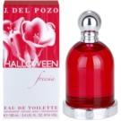 Jesus Del Pozo Halloween Freesia Eau de Toilette para mulheres 100 ml