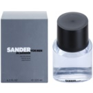 Jil Sander Sander for Men Eau de Toilette para homens 125 ml