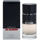 Jil Sander Strictly eau de toilette para hombre 60 ml