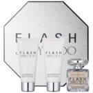 Jimmy Choo Flash set cadou VIII. Eau de Parfum 100 ml + Lotiune de corp 100 ml + Gel de dus 100 ml