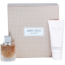 Jimmy Choo Illicit darilni set II. parfumska voda 60 ml + losjon za telo 100 ml