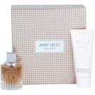 Jimmy Choo Illicit dárková sada II. parfemovaná voda 60 ml + tělové mléko 100 ml