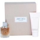 Jimmy Choo Illicit ajándékszett II. Eau de Parfum 60 ml + testápoló tej 100 ml