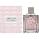 Jimmy Choo Illicit Flower Eau de Toilette für Damen 100 ml