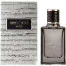 Jimmy Choo Man eau de toilette férfiaknak 30 ml
