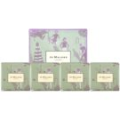 Jo Malone Marthe Armitage Soap Collection Geschenkset I. Lime Basil & Mandarin + Pomegranate Noir + English Pear & Freesia + Blackberry & Bay Seife 4 x 50 g