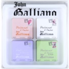 John Galliano Mini dárková sada I. toaletní voda 3 x 10 ml + parfemovaná voda 10 ml