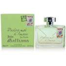 John Galliano Parlez-Moi d´Amour Eau Fraiche Eau de Toilette for Women 80 ml
