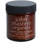 John Masters Organics Bourbon Vanilla & Tangerine cera para dar definición al peinado para un aspecto impecable del cabello (Hair Texturizer) 57 g